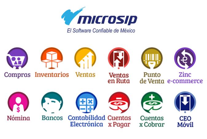Módulos de Microsip - TSPlus