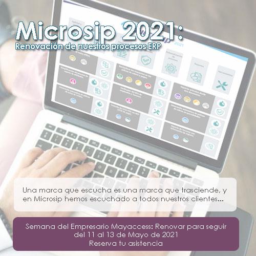 Microsip libera la versión más completa de su historia